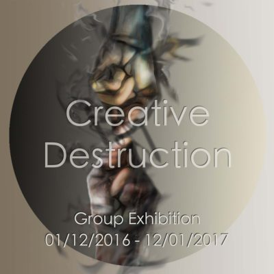 Creative Destruction: Group Show