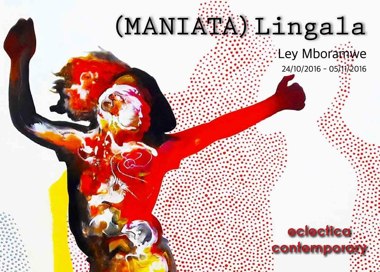 Ley Mboramwe: (MANIATA) Lingala