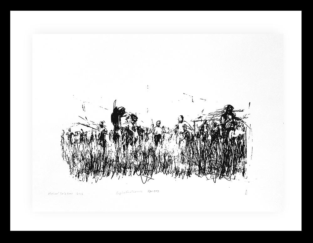 Michael Selekane-Bophuthatswana Uprising