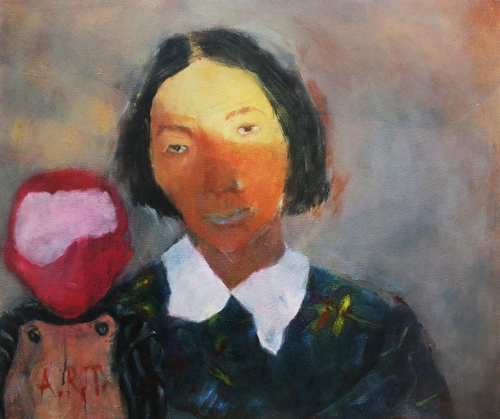 Sue Greeff: Mother and Child