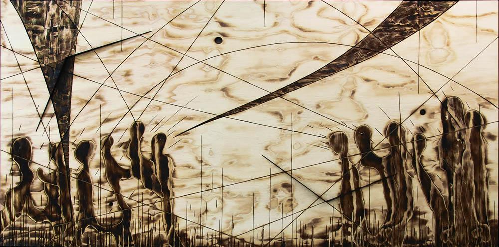 Lars J. Fischedick - Geometrie des krieges
