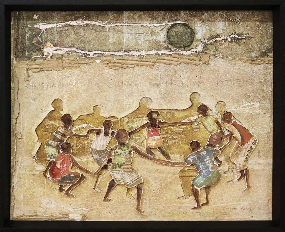 Thonton Kabeya - Kirizenze 4