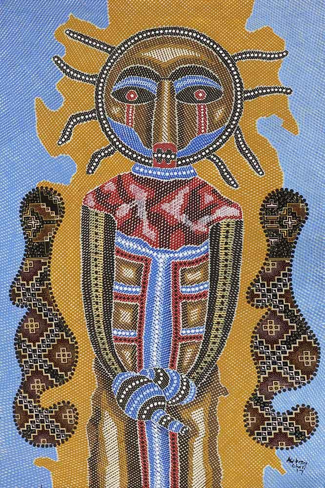 Aubrey Chali - Tribal Usher