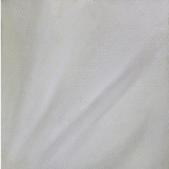 Danielle Zelna Alexander Soft, 2017 oil on canvas 25 x 25cm