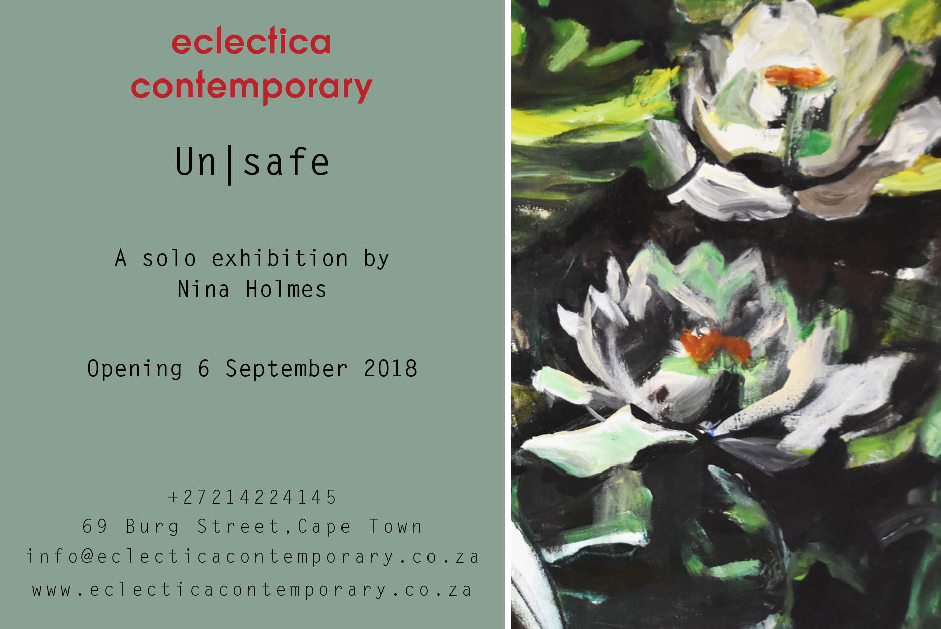 Nina Holmes – Un|safe
