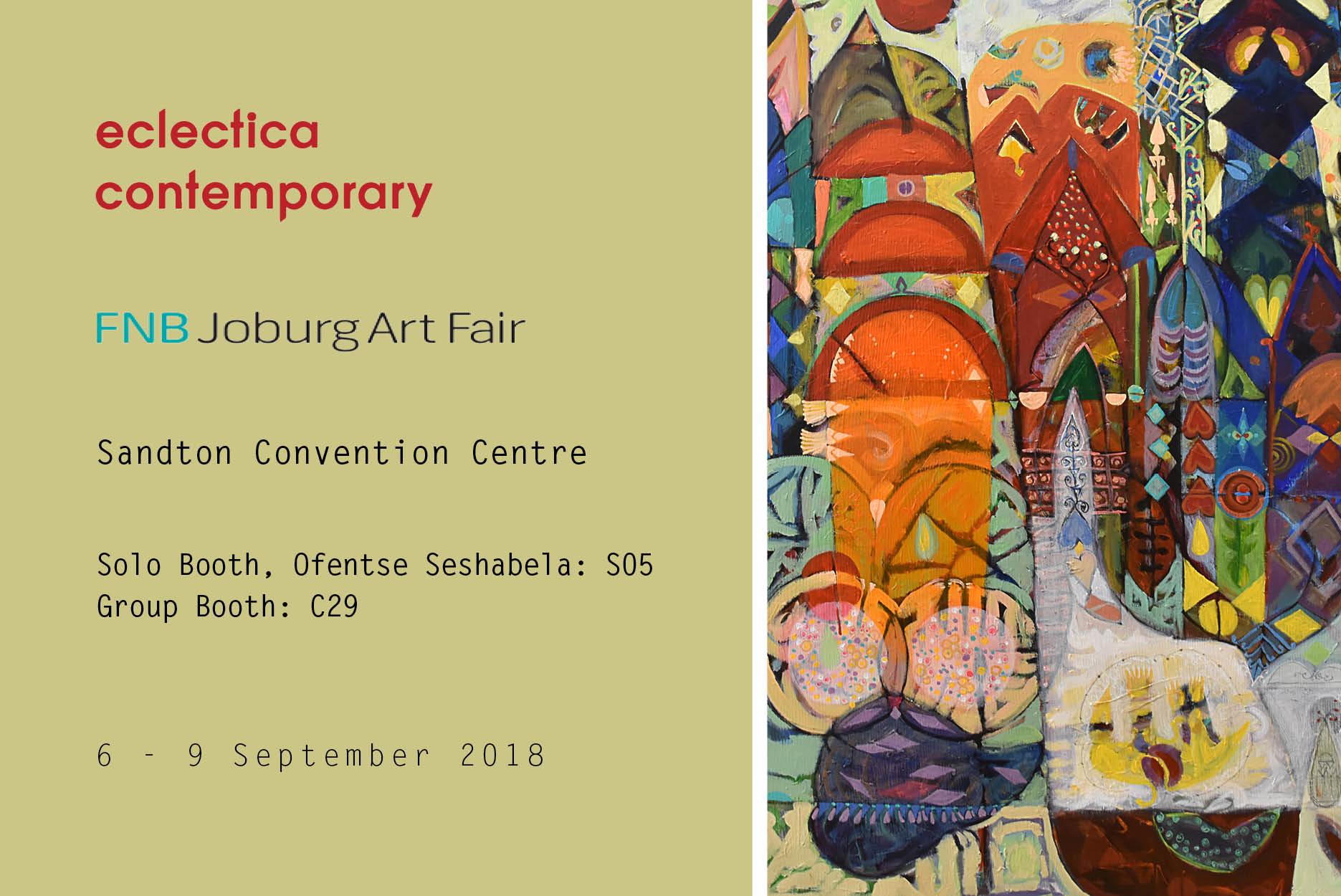 FNB Johannesburg Art Fair