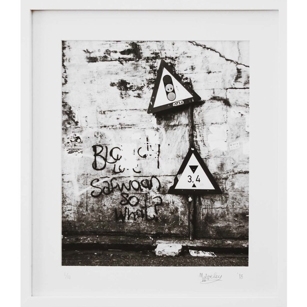 Matthew Wareley Untitled 1 (edition 1of11) 2018 A3 Digital Print on 200gsm True Fibre Matte Archival Paper 49.4 x 36.6 cm