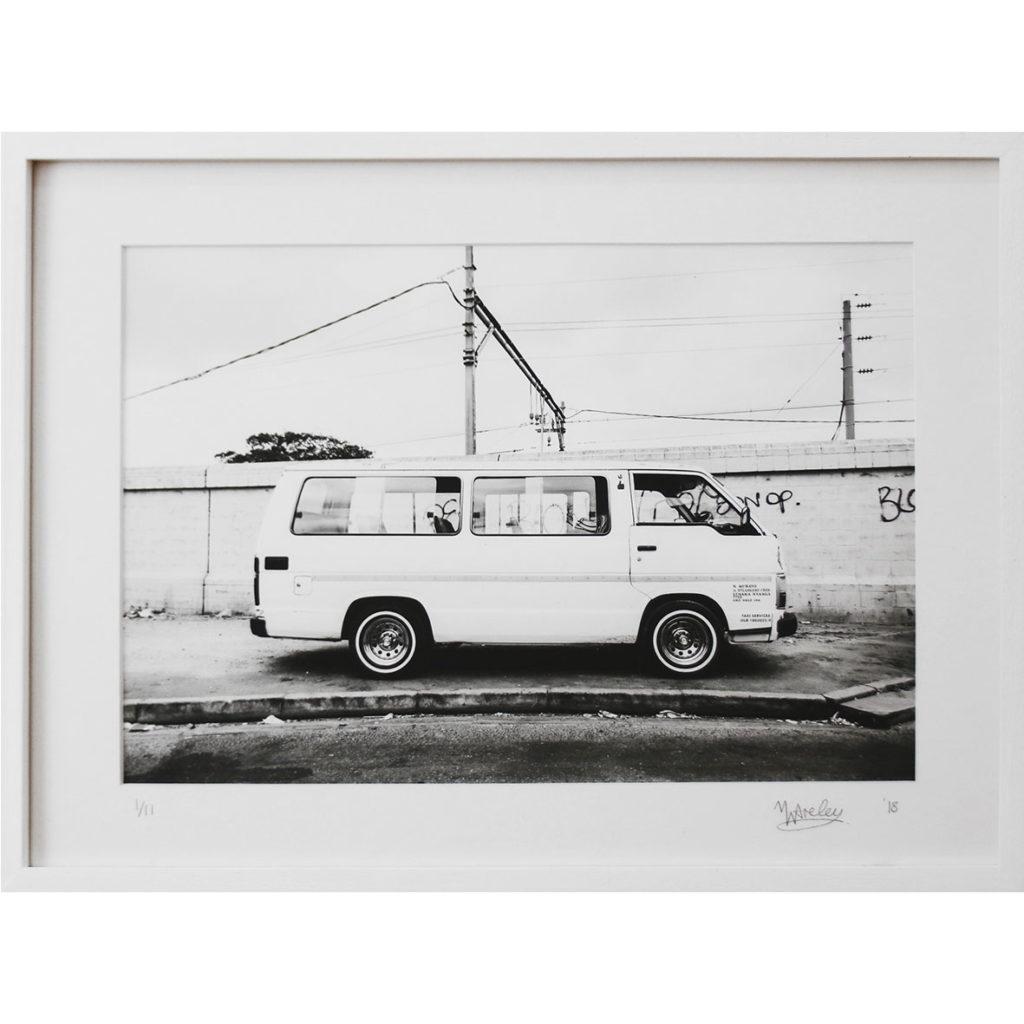 Matthew Wareley Untitled (edition 1of11) 2018 A3 Digital Print on 200gsm True Fibre Matte Archival Paper 49.4 x 36.6 cm