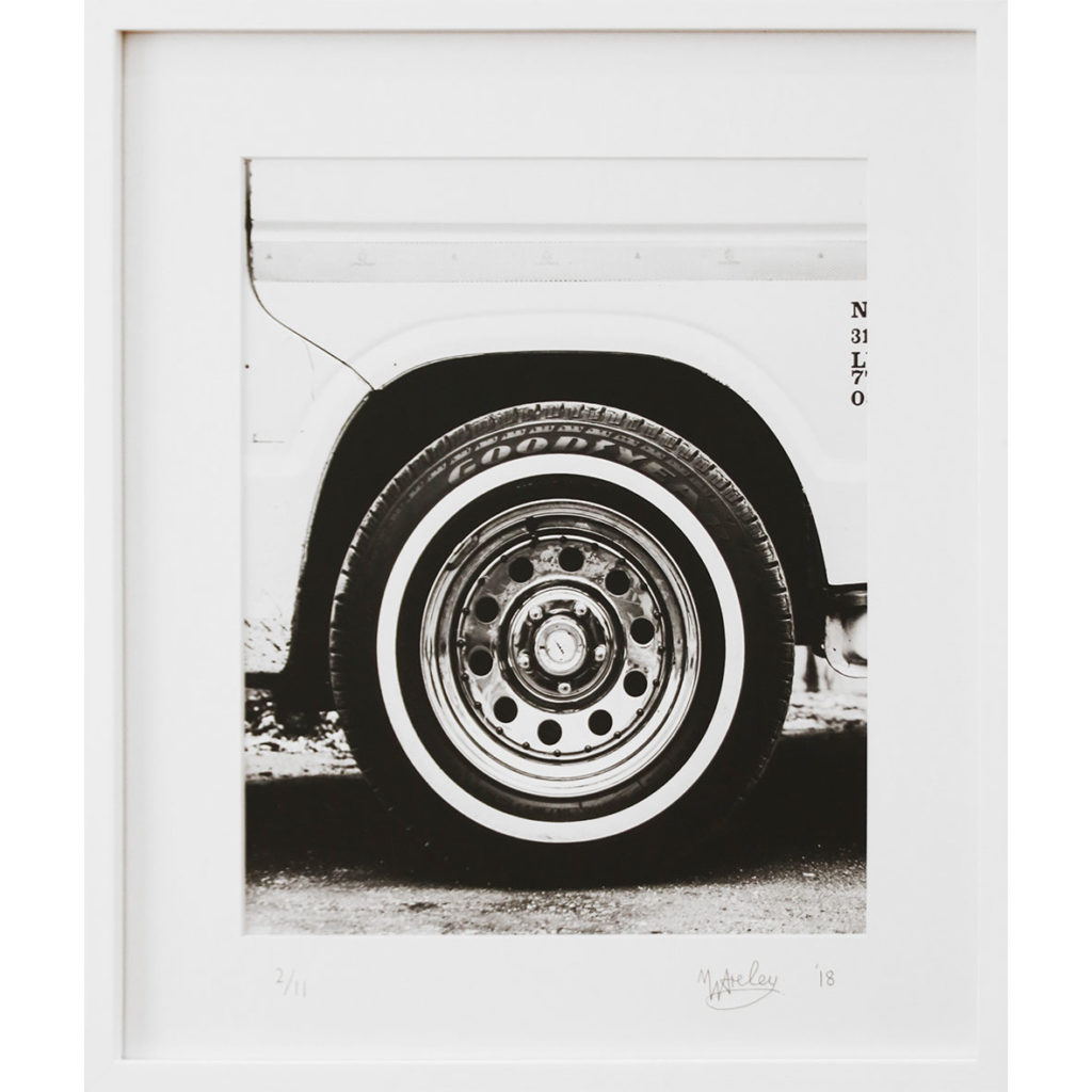 Matthew Wareley Untitled (edition 2of11) 2018 A3 Digital Print on 200gsm True Fibre Matte Archival Paper 43.7 x 39.2 cm