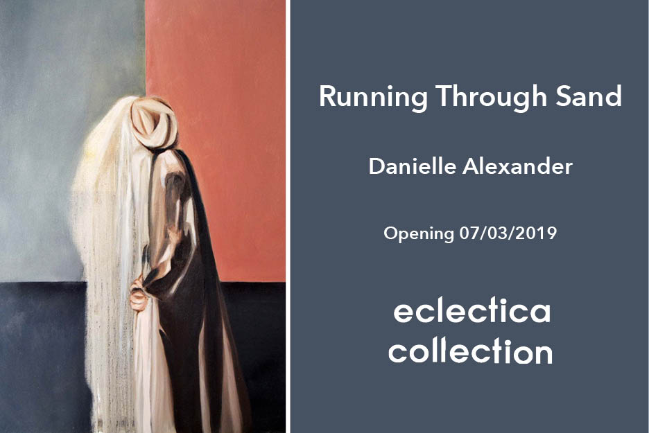 Danielle Zelna Alexander - Running Through Sand