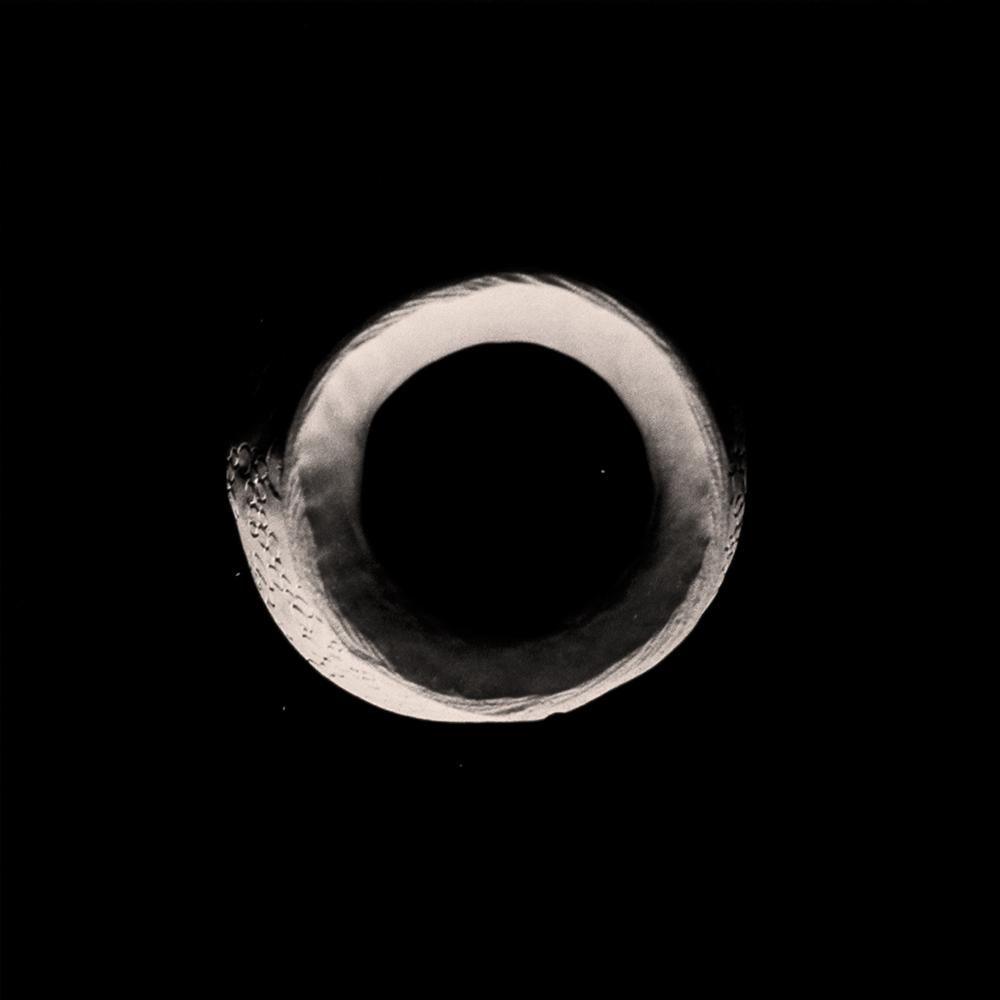 Carla Janse van Rensburg Untitled (Ancestry Vase - Above View) 2018 Handprinted Film Photograph on Archival Fibre Paper, 1of3 29 x 29 cm