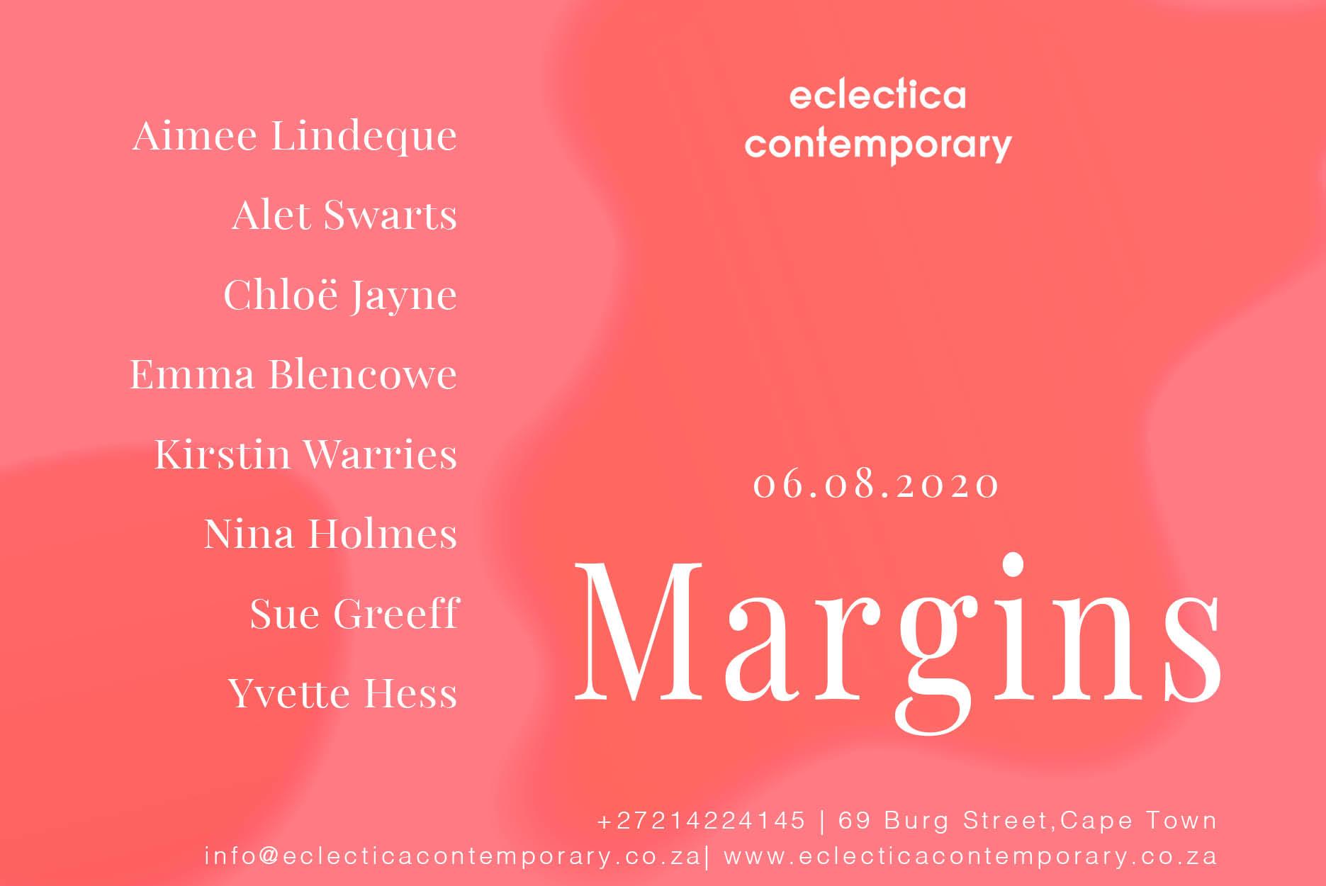 Margins | Eclectica Contemporary | Art Exhibition | Cape Town