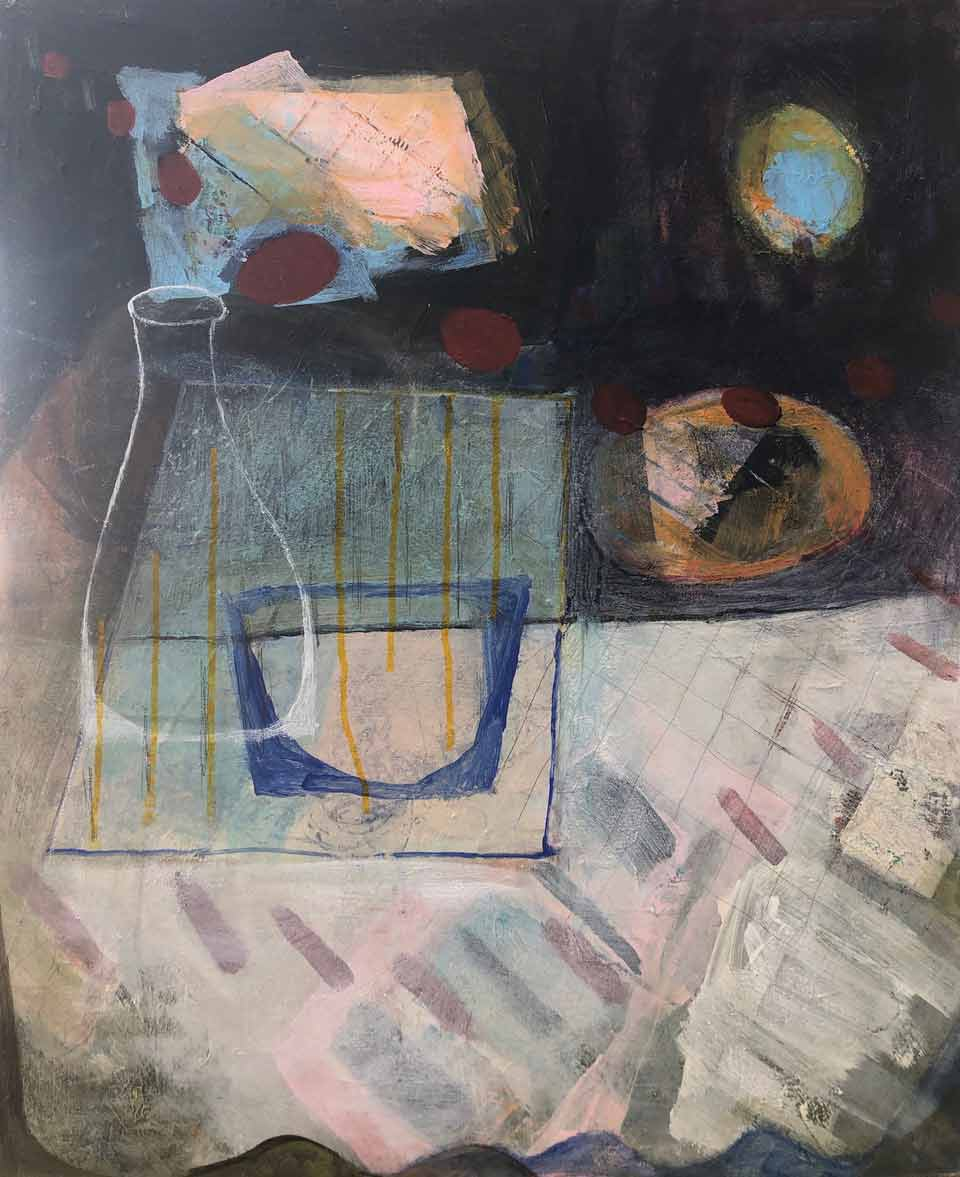 Georgia Lane | Meze II | Eclectica Contemporary | Art Gallery | Cape Town |