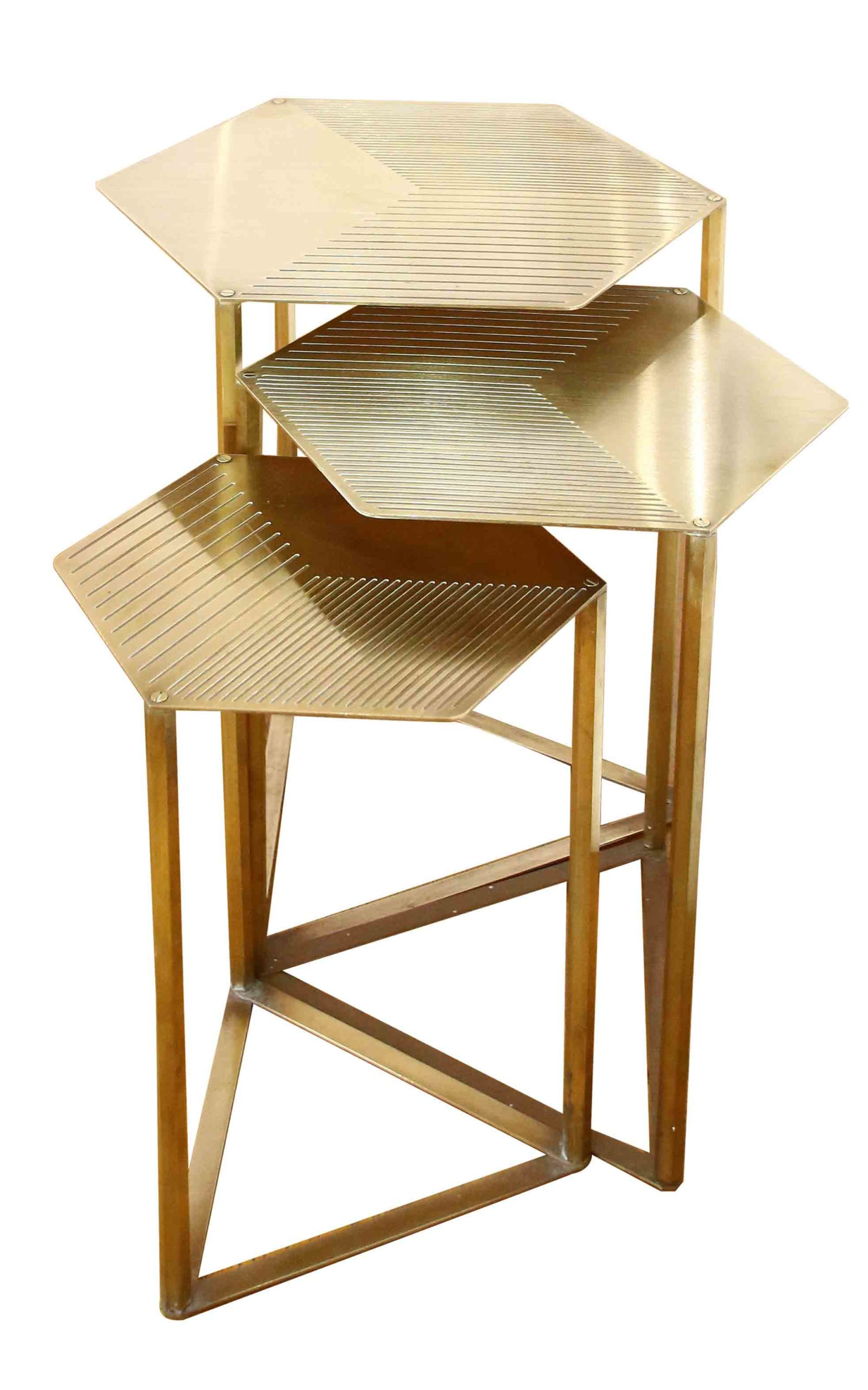 Haldane Martin | Hex side table | Eclectica Contemporary | Art Gallery | Cape Town |