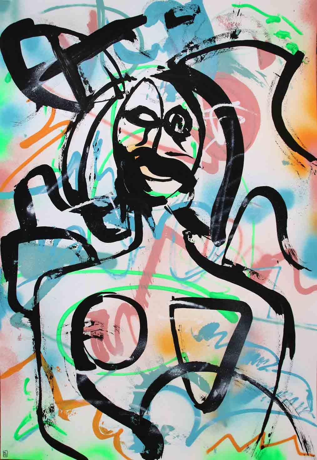 Al Luke   2021   Eclectica contemporary   Art Gallery   Cape Town  