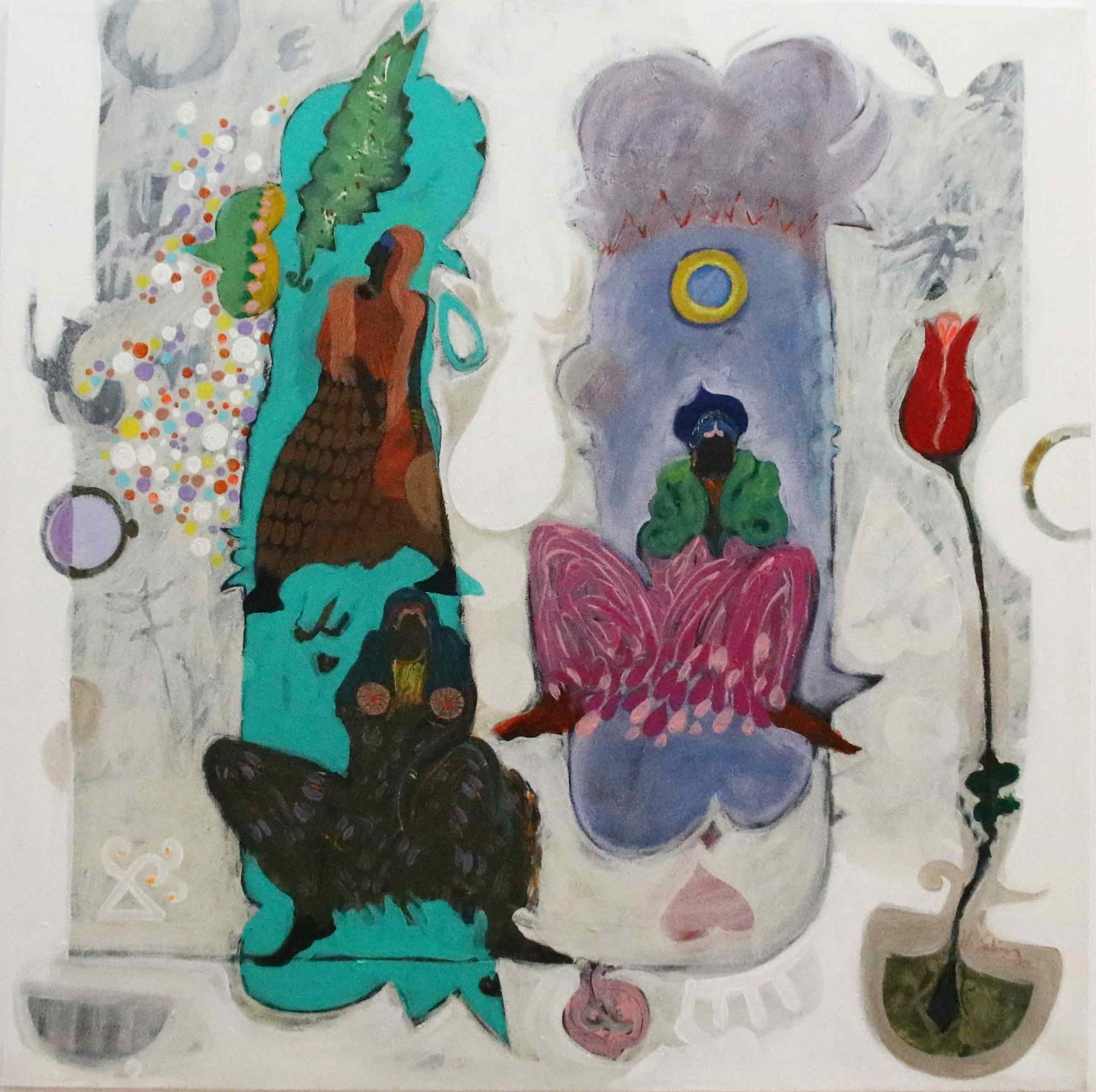 Hussein Salim   2020   Eclectica Contemporary   Gallery   Cape Town  