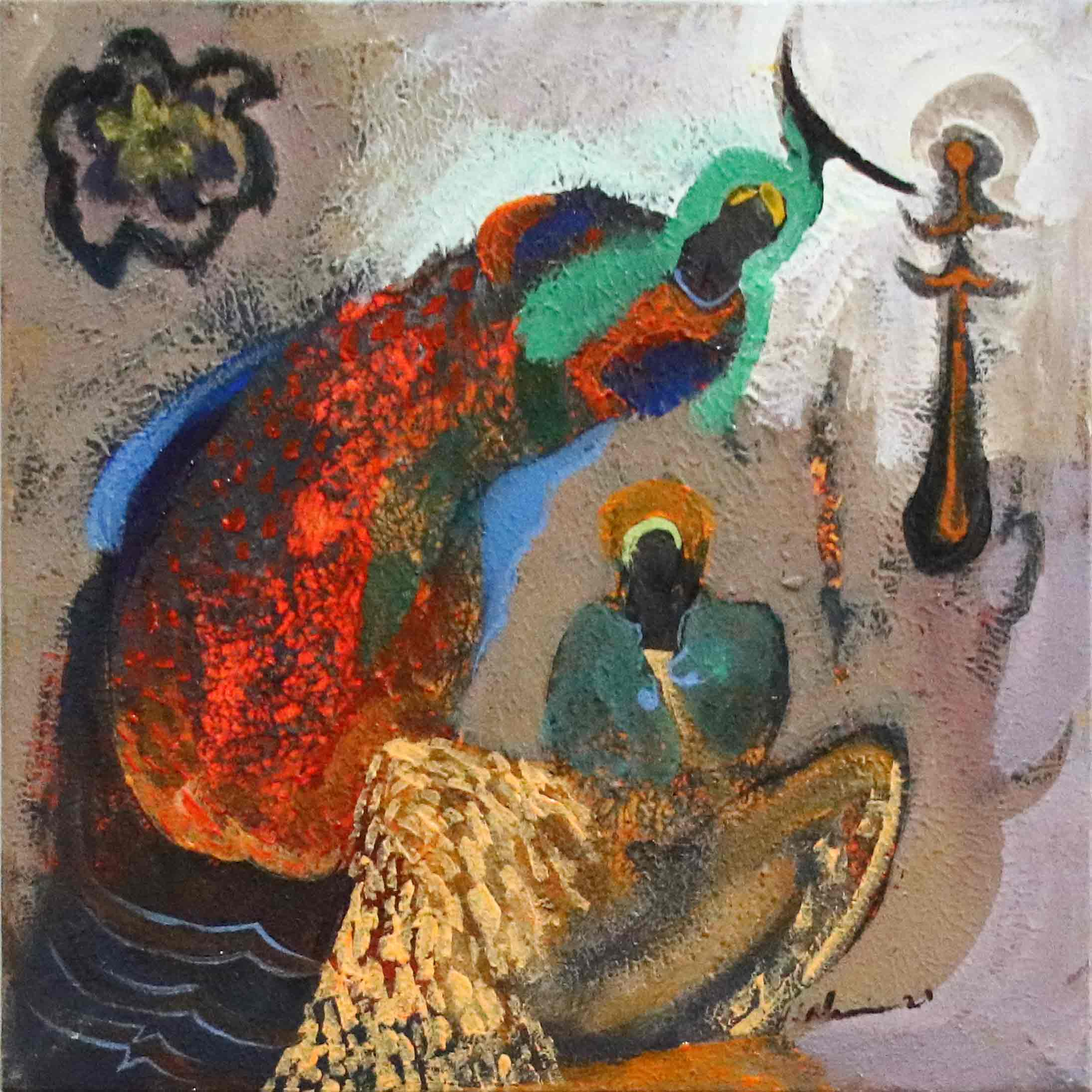 Hussein Salim   Finding Eden   2020   Eclectica Contemporary   Gallery   Cape Town  